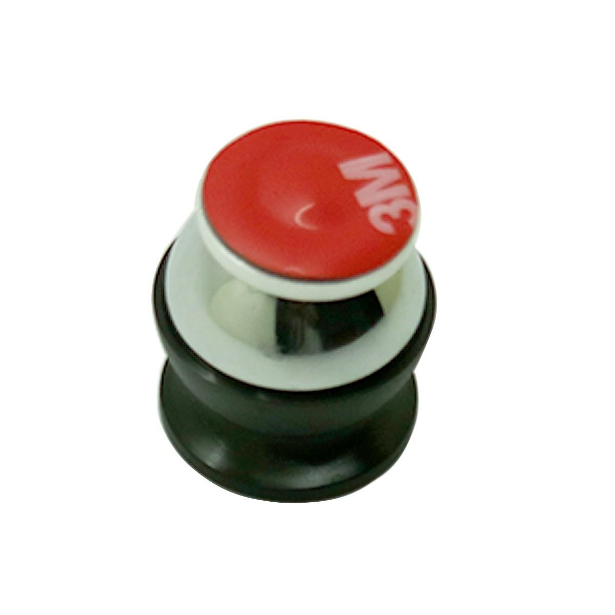 Voxlink Universal 360 Degree Magnetic Mount Kit Car Holder,Smart Phone Magnetic Holder for GPS IPhone 5S 4S