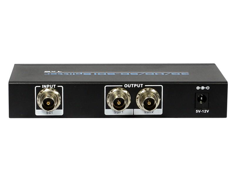 VOXLINK 3G/HD/SD_SDI Splitter 1 x 2  EU