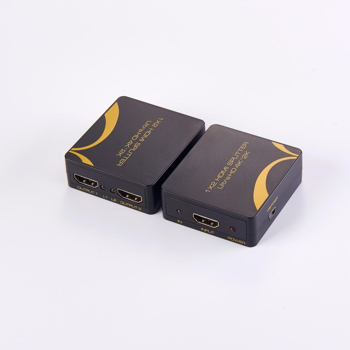 VOXLINK 4K*2K 1.4V1x2 HDMI Splitter